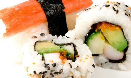 ¡Aprende a hacer sushi Fácil y rápido!