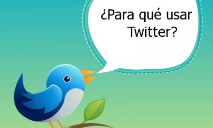 ¿Para que sirve el twitter? Un caso que te hará abrir tu cuenta