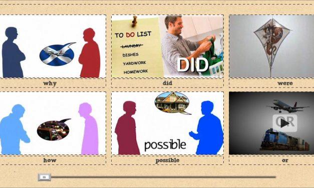 Juegos para aprender inglés gratis por Internet