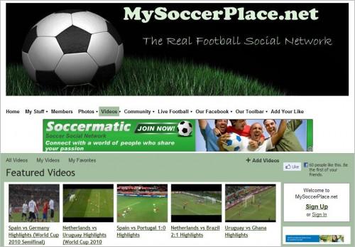 Donde ver todo lo que pasó en el Mundial Sudafrica 2010