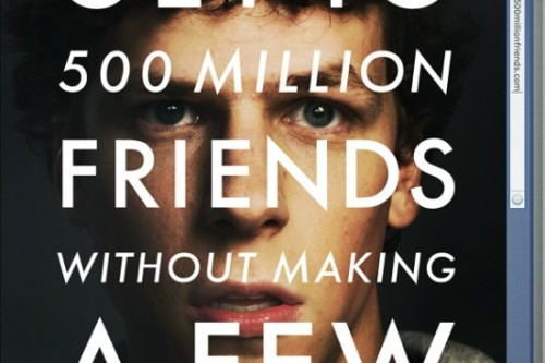 "Trailer de la pelicula de facebook ""The social Network"""