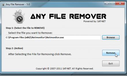 Como eliminar archivos que no se dejan borrar