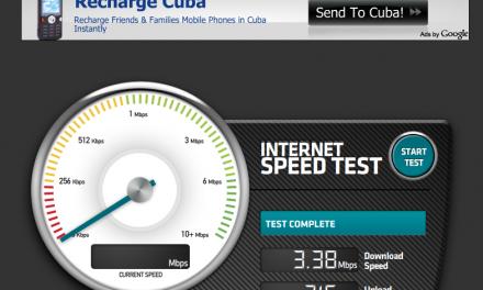 Como probar la velocidad de internet en un clic