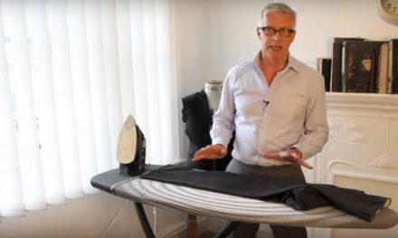 Como planchar apropiadamente camisas, pantalones y faldas [VIDEO]