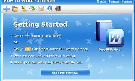 Como desbloquear y convertir un PDF protegido a DOC [Tutorial]