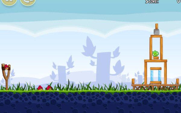 Los pájaros de Angry Birds en la vida real [Galería]