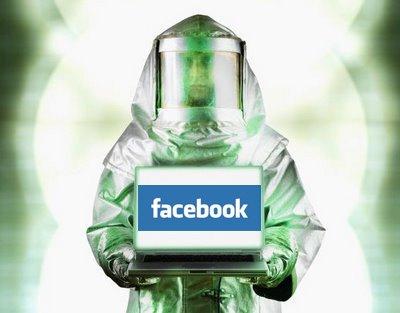 ¡Mi mamá está en Facebook!