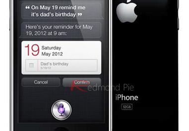 ¿Que tan funcional es tu asistente personal SIRI de iPhone 4S? [Video]