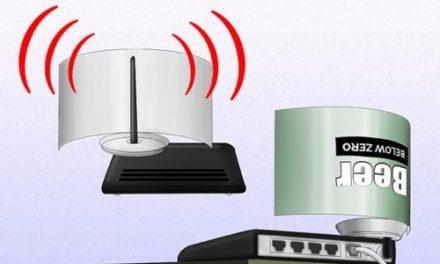Como extender tu señal WiFi con una lata [Video]