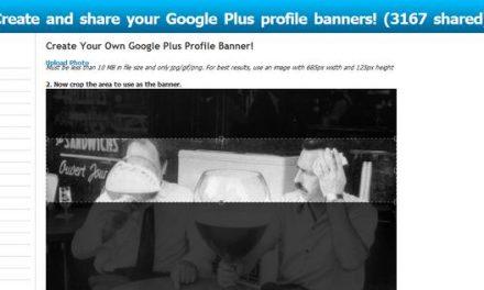 Como hacer un banner original para el perfil de Google Plus