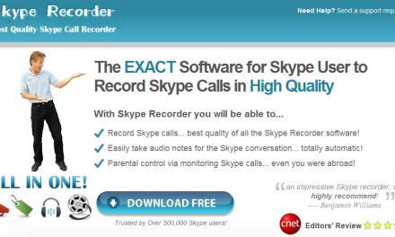 Como grabar llamadas de Skype automáticamente [Herramienta]