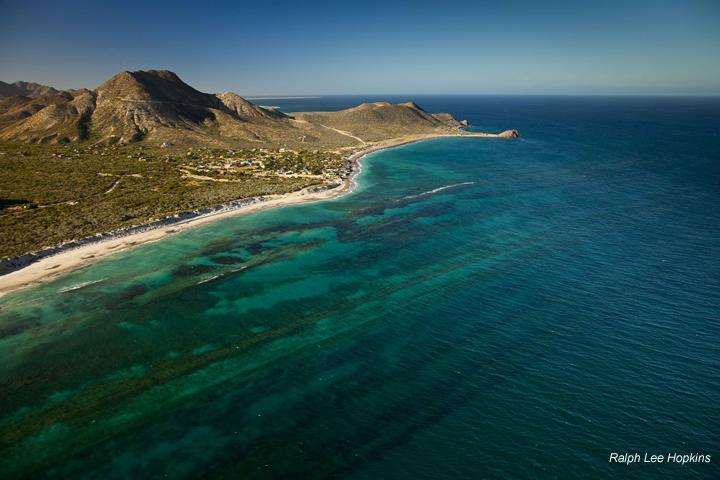 Felipe calderón escucha las voces Mexicanas y salva Cabo Pulmo