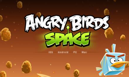 Conoce el nuevo Angry birds Space y descárgalo el 22 de Marzo