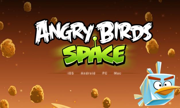 Descarga Angry birds Space ahora – Enlaces y códigos QR