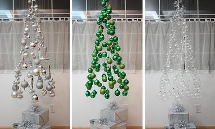 Como hacer tu propio árbol de navidad muy fácil y Original [Manualidades]