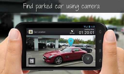 Aplicación de Realidad Aumentada para ubicar tu carro en el estacionamiento [Android]