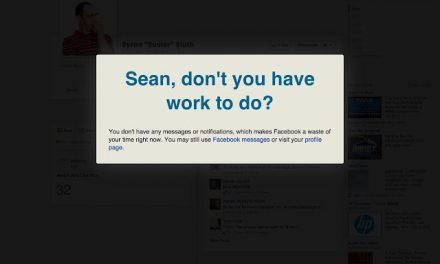 Instala esto y no podrás accesar a Facebook si no tienes notificación [Productividad]