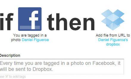 Como guardar automaticamente las fotos de Facebook en Dropbox [Tip]