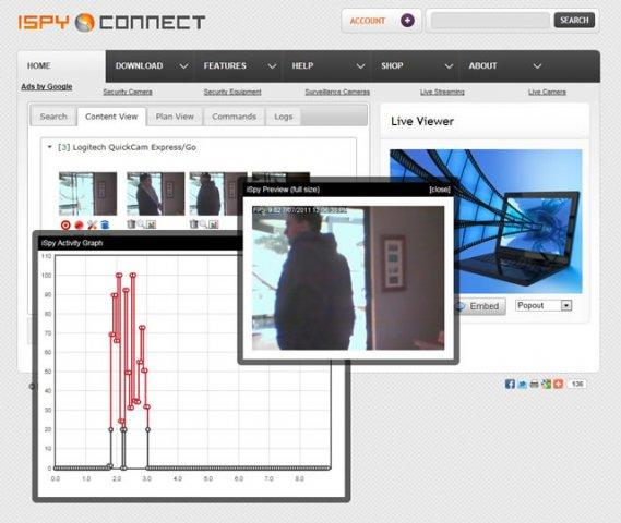 Como dejar tu webcam grabando cada que detecta movimiento y sonidos [Seguridad]