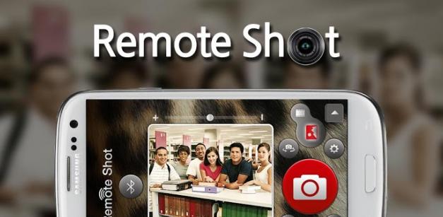 Dispara la cámara de tu Smartphone usando otro smartphone [iOS y Android]