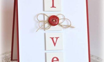Pasos para hacer una hermosa tarjeta de San Valentín a mano