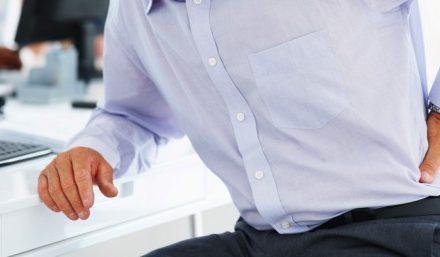 Como evitar el dolores de espalda por estar mucho tiempo en la Computadora