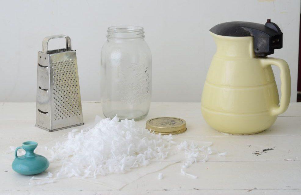 Como hacer jabón líquido Casero para manos con Glicerina