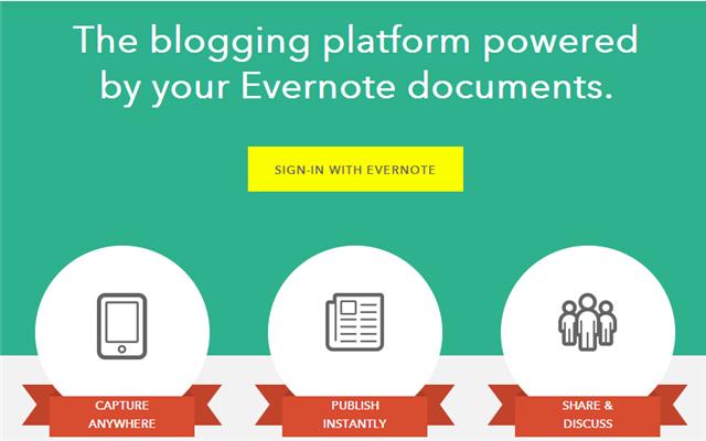 Blogs de evernote