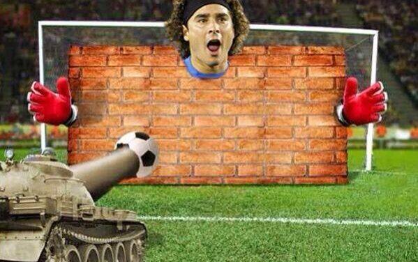 Meme Ochoa: Los mejores memes del partido México vs Brasil